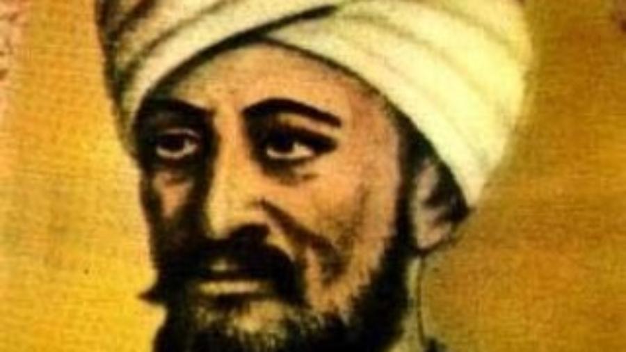 Retrato de Al-Idrisi.